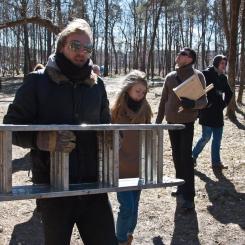 Inkilėlių kabinimo akcija, 2011-03-27, Vytautas Švažas