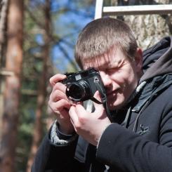 Inkilėlių kabinimo akcija, 2011-03-27, Darius Chmieliauskas