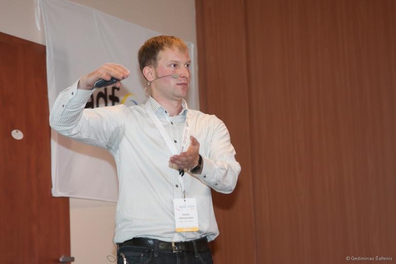Agile Tour Vilnius 2011, Vilnius, Lietuva, Lithuania, 2011, Agile, Lean, Scrum, Kanban, konference, Conference