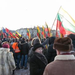 Lietuva – lietuviams lietuviai – Lietuvai, 2013, kovo 11, 2013 03 11, Lietuva, Lithuania, Vilnius, eitynės, nacionalistai, nacionalistų eitynės, nesankcionuota, eisena
