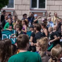 2013, Vilnius, Lietuva, Lithuania, Nike, aš bėgu, Nike bėgimas, miesto bėgimo varžybos, senamiestis, sportas, Rotušė