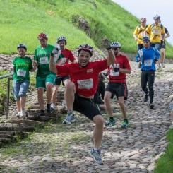 2013, Vilnius, Vilnius Challenge, miesto multi-sporto varžybos, užupis, Vilnelė, Gedimino bokštas, Gedimino kalnas, bėgimas, Laimonas Lileika