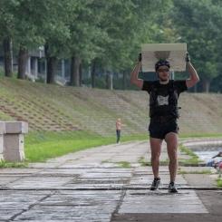 2013, Vilnius, Vilnius Challenge, miesto multi-sporto varžybos, užupis, Vilnelė, Neris, plaustai, plaukimas