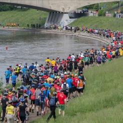 2013, Vilnius, Vilnius Challenge, miesto multi-sporto varžybos, Neris, plaustai, bėgimas, Žvėrynas, Baltasis tiltas