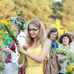 2013, Lietuva, Lithuania, Utena, kultūra, etnokultūra, tradicijos, Joninės, Rasų šventė, šventė, istorija, renginys, šokiai, ugnis, Rasos, solstice, Lithuanianan solstice, Dauniškis