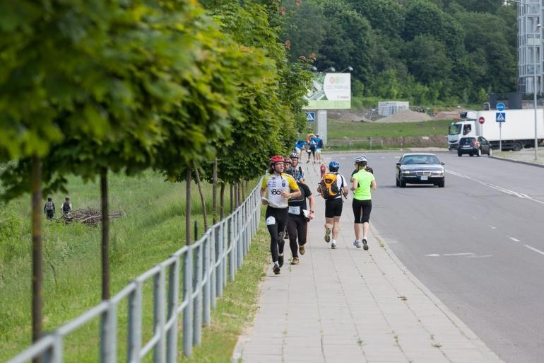 2014, Vilnius, Vilnius Challenge, miesto multi-sporto varžybos, Ozas