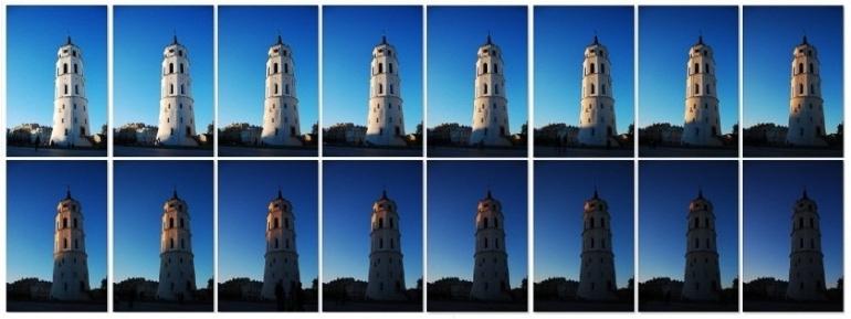 Vilnius, Lietuva, Lithuania, Katedra, Cathedra, Vilnius Cathedra, Katedros bokštas, bell tower, Ieva Budzeikaitė