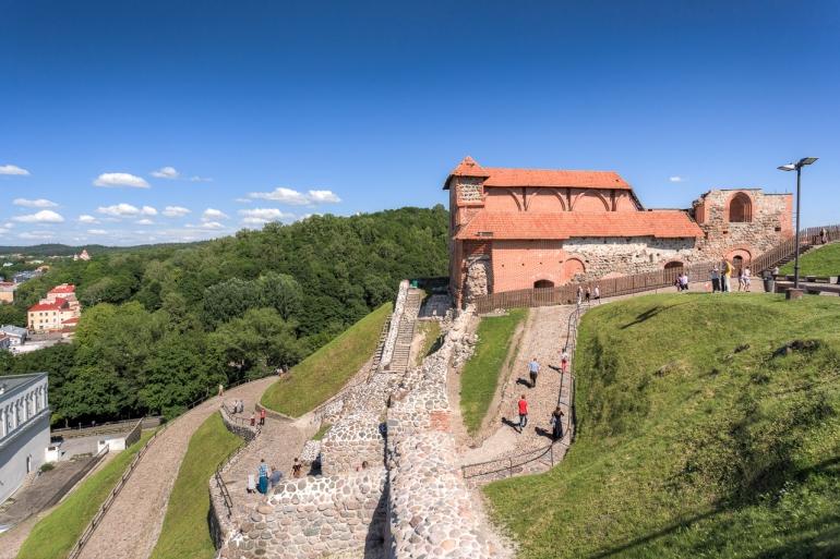 2014, Gediminas' castle, Gediminas' hill, Gediminas' tower, Gedimino kalnas, Gedimino pilis, HDR, Lietuva, Lithuania, Vilnius