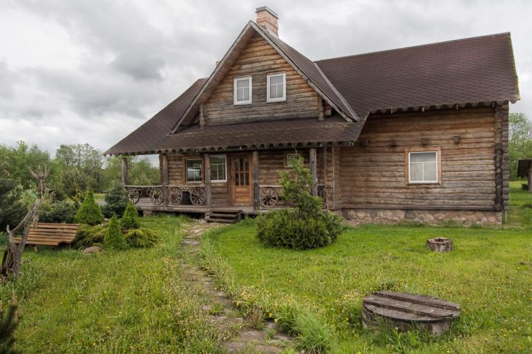 2012, Lietuva, Lithuania, Rubikiai, ežeras, lake, HDR, namas, house