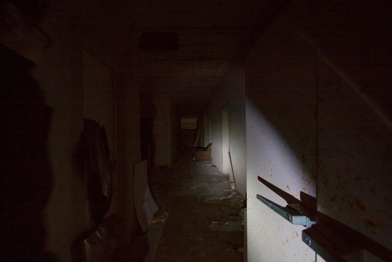 Lithuania, Lietuva, Neringa, Nida, 2012, apleistas, pastatas, abandoned, house