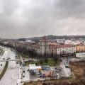 Kaunas-Lietuva-Lithuania-2013-apleistas-apleista-abandoned-Respublika-viešbutis-hotel-HDR-stogai-roofs-stogas-roof-Karaliaus-Mindaugo-prospektas-žiema-winter